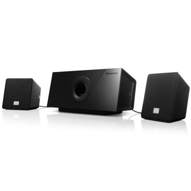 Lenovo M1730 2 1 Speaker System Featuring JBL Professional Acoustics