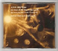 (HC12) Louis Armstrong, We Have All The Time In The World - 1994 CD