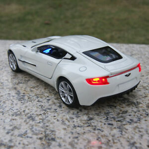 Image Is Loading Toys Model Cars Aston Martin ONE 77 Alloy