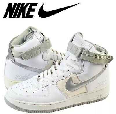 """Nike Air Force 1 HI LM """"20th"""" High Top Shoes Sneakers Kicks Zapatos Size 10. 