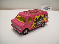 "Chevrolet Van ""Charlie´s Angel´s"", Pink, 1977, Corgi (Gt.Britain) 1:36"
