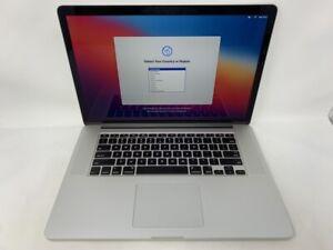MacBook Pro 15 Retina Mid 2014 2.8GHz i7 16GB 1TB SSD - Good Cond. - Screen Wear