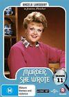 Murder She Wrote : Season 11 (DVD, 2016, 6-Disc Set)