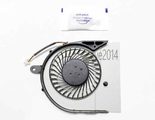 New For DELL Inspiron 17 5755 17 5758 CPU Fan with Silicone grease