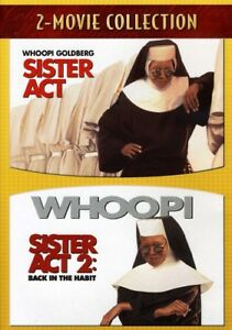 Sister-Act-amp-Sister-Act-2-Back-in-the-Habit-New-DVD-2-Pack
