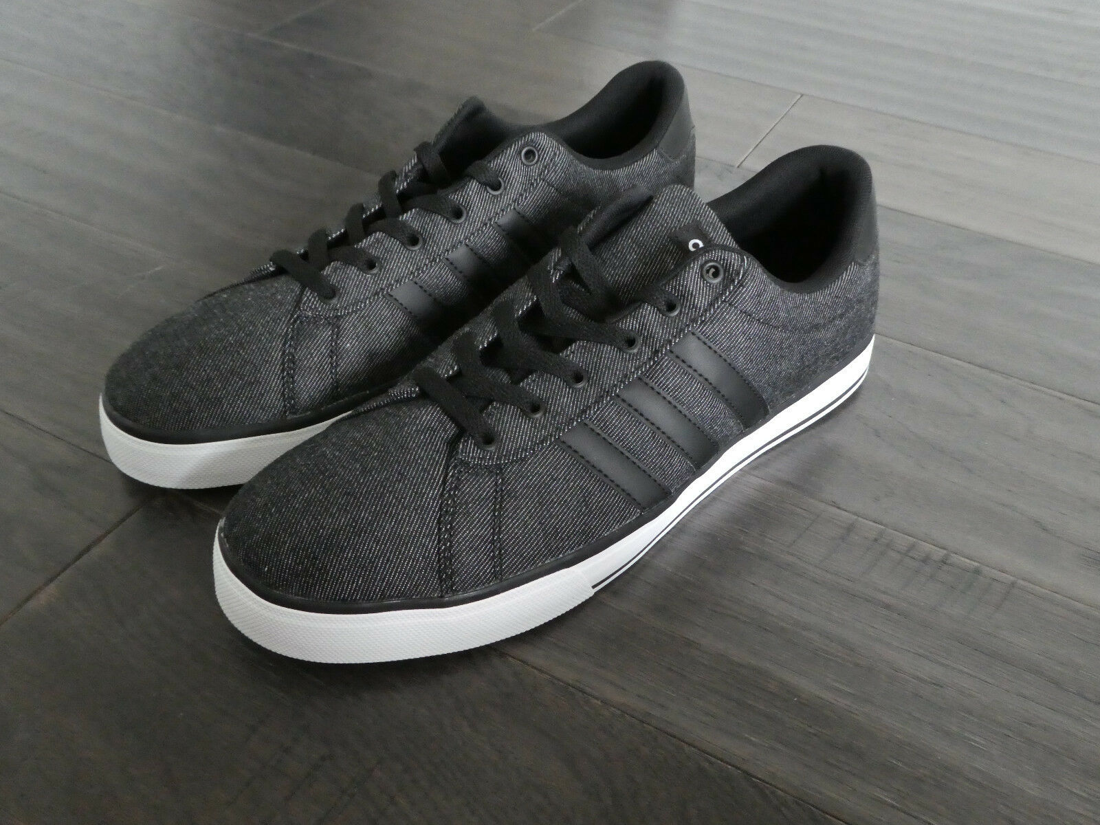 Adidas Neo SE Daily Vulc men's shoes sneakers new F76263 black