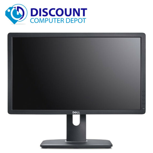 Dell P2012H LCD Monitor w// DVI CABLE /& POWER CORD GRADE B SCREEN