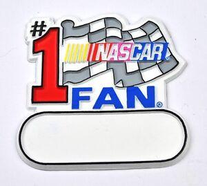 NASCAR-USA-Fridge-Magnet-Calamita-da-Frigorifero-1-Fan