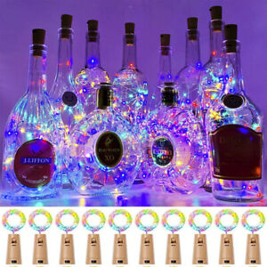 10PCS-LED-String-Battery-Copper-Wine-Bottle-Wire-Fairy-Lights-Party-Christmas