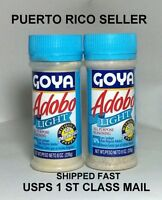 Puertorico Flag All Seasoning Adobo Goya Less Salt Spice Bouillon Spanish Recipe