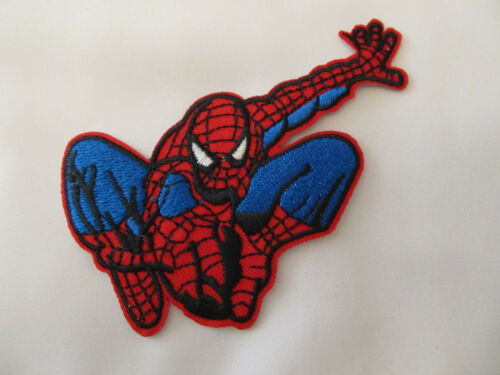 Spiderman Iron on Applique Patch **FIVE DIFFERENT STYLES**