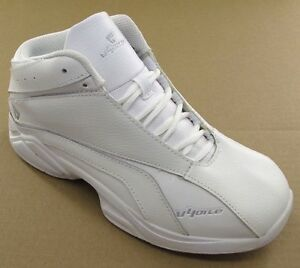 Leather Basketball Shoes NWD Sz 7