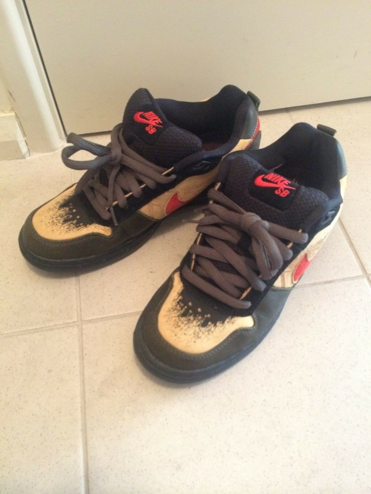 Nike Zoom Air Elite P ROD x STASH SB Sneakers