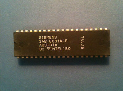 1pcs SAF-C515-LM  QFP-80  8-Bit  CMOS  Microcontroller