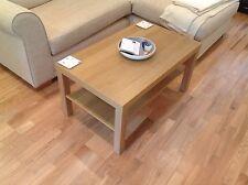 Ikea Lack Coffee Table Oak 90 x 50cm
