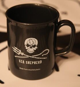 Sea-Shepherd-034-Non-Chip-034-Mugs-made-from-recycled-plastic-Jolly-Roger