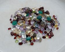 gem mix loose parcel lot over 200 carats