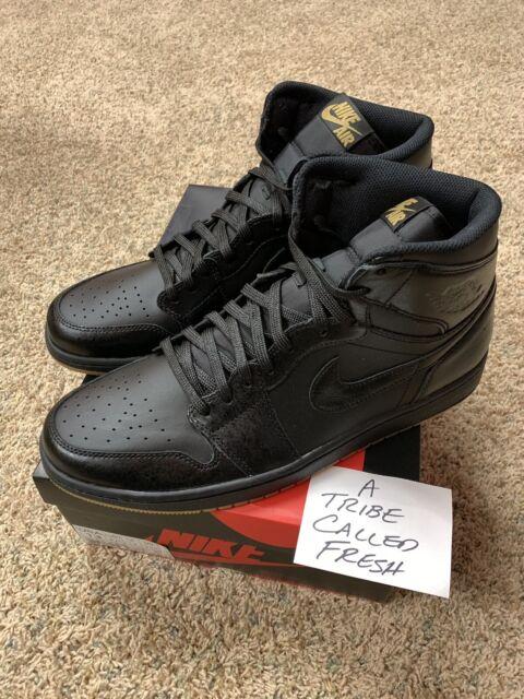 Air Nib 1 13 2014 555088 Jordan Retro Black Nike Ds Og 020 High Size Gum POXZkiu