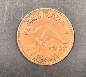 1942-Penny-Dot-Y-Australian-Pre-Decimal-Coin-Grade-Extra-Fine-EF-Suit-PCGS