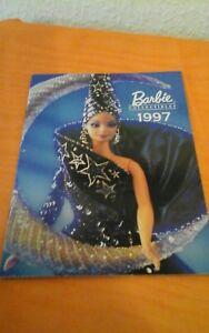 Barbie Collectibles 1997 Begeistert Katalog Spielzeug-literatur