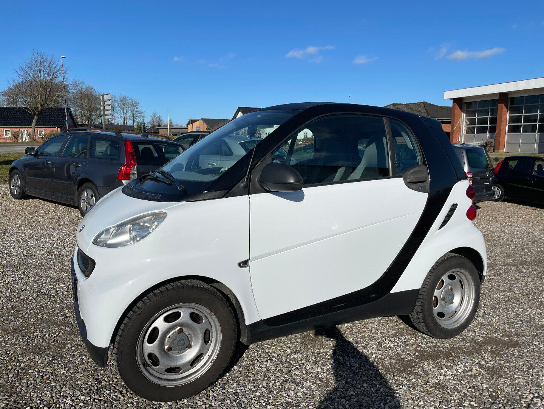 Smart Fortwo Coupé 0,8 CDi 45 Passion aut. 3d