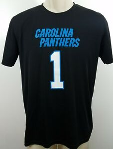 Carolina-Panthers-Kids-Youth-Size-L-Cam-Newton-NFL-Official-Shirt-1086