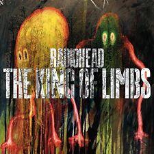 Radiohead-The King Of Limbs (180g)  VINYL LP NEW