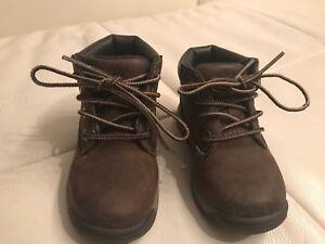 designer fashion ce9b0 9bb51 Details zu Timberland coole warme Baby Kinder Schuhe Stiefel Boots Neuwertig