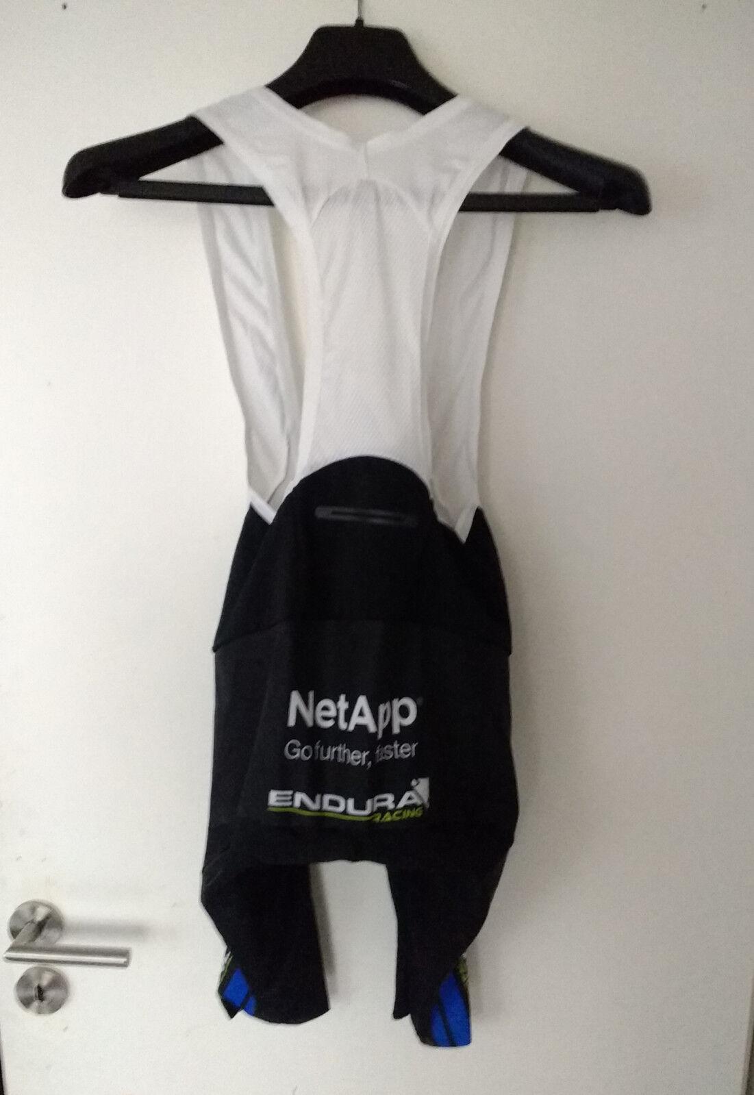Fuji Altamira Team Bib Short NettApp Endura Gr. XL Rennrad Hose Neu