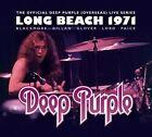 Deep Purple Long Beach 1971 LP Vinyl 2015 33rpm