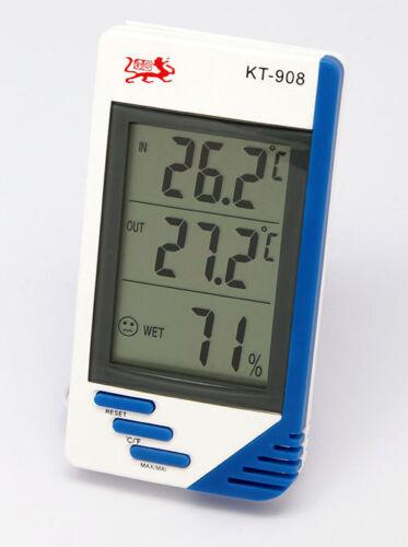 Hygromètre Thermomètre Intérieur Extérieur