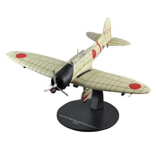 """#DAWF14 DeAgostini 1:72 IJN Aichi D3A1 Type 99 Model 11 /""""Val/"""" Dive Bomber"""