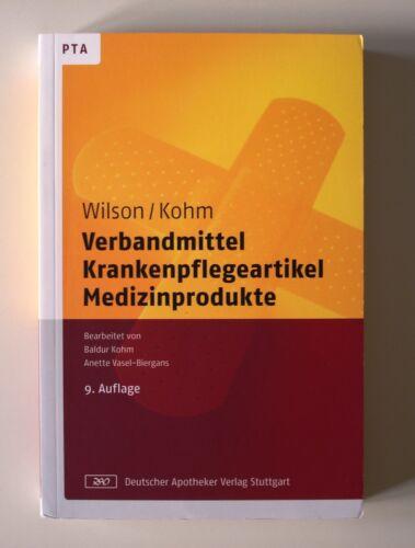 1 von 1 - Verbandmittel, Krankenpflegeartikel, Medizinprodukte von Baldur Kohm und Friedli