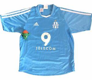 Détails sur Maillot jersey maglia shirt om Marseille 2003 2004 0304 Vintage France Camiseta