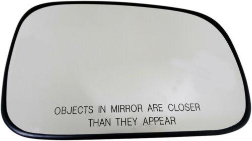 Door Mirror Glass-Mirror Glass Door Boxed Right 56619 fits 03-09 Kia Sorento
