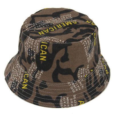 Kids Bucket Hat Cap Baby Summer Hats Boy Girls Sun Hats Canvas Beach Hat Cotton