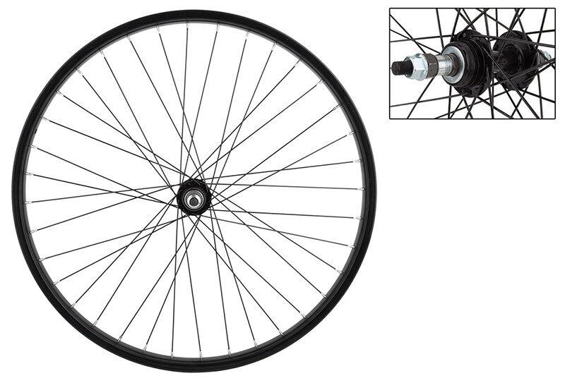 WM Wheel  Rear 26x1.75 559x25 Stl Bk 36 Stl Fw 5 6 7sp Bk 135mm 14gbk