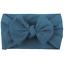 Big-Bow-Headband-Nylon-Hairband-Girls-Baby-Knotted-Turban-Head-Wraps-Elastic-New thumbnail 26