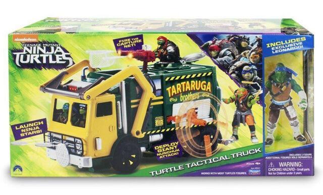 Teenage Mutant Ninja Turtles Turtle Tactical Truck Shadows Official For Sale Online Ebay