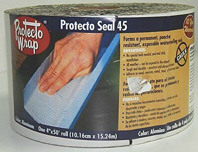 Caulks, Sealants & Removers Search For Flights Protecto Seal 4inx50ft 45 Alum With The Best Service Caulks & Sealants
