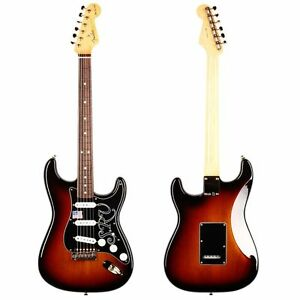 Fender Artist Stevie Ray Vaughan Stratocaster Electric Guitar