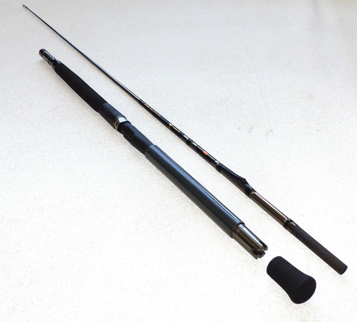 WFT prion Inline 2.40m, sea rod, casting weight 200-300g, also for Norway
