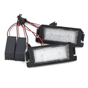 2x-Hyundai-Led-SMD-Number-Plate-Lighting-Module-I10-I20-License-Plate-Light