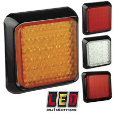 LED Multivolt 12v / 24v Indicator Trailer/Caravan Light *2 YEAR WARRANTY*