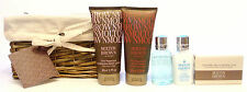 MOLTON BROWN PINK PEPPERPOD WASH & LOTION HAIR & SOAP  GIFTSET HAMPER (BB33.8)