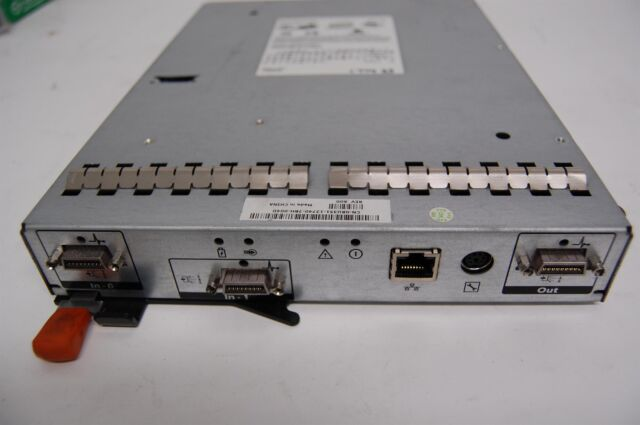 Dell PowerVault MD3000i Dual-Port Controller iSCSI AMP01-RSIM CM669 EXACT PART
