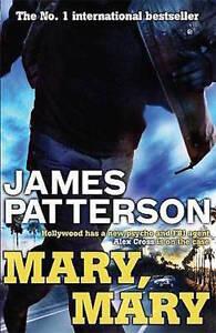 James-Patterson-Mary-Mary-Tout-Neuf-B-Format-Livraison-Gratuite-Ru