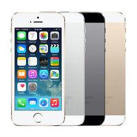 Apple iPhone 5S/5C/5/4S (Unlocked) AT&T SIM GSM Smartphone 8-16-32-64GB SSS+ GON