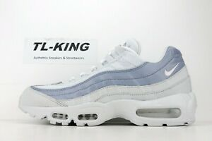 new style 60f1f 1c4e8 Image is loading Nike-Air-Max-95-Essential-Pure-Platinum-White-