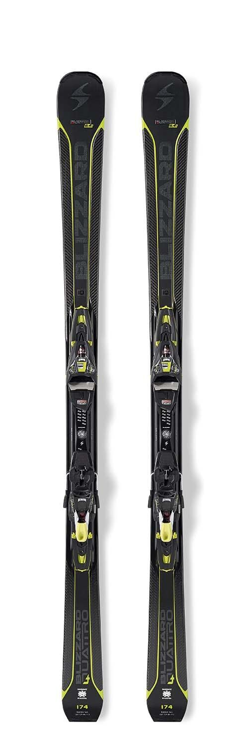 Blizzard  Quattro 8.4 Ti snow skis 174cm w-Binding (CLEARANCE PRICED) New 2018  the best online store offer